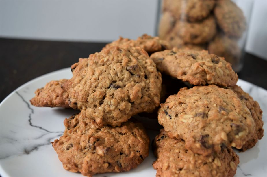 Soft Banana Oatmeal Cookies_small
